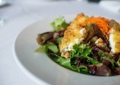 Goat Cheese Salad